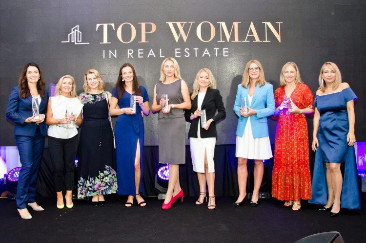 Laureatki I dnia Gali Top Woman in Real Estate